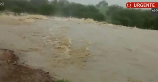 Barragem: Pedro Alexandre entra em estado de calamidade