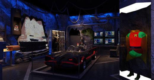 'Batman 80': megaexposição celebra história do Homem-Morcego