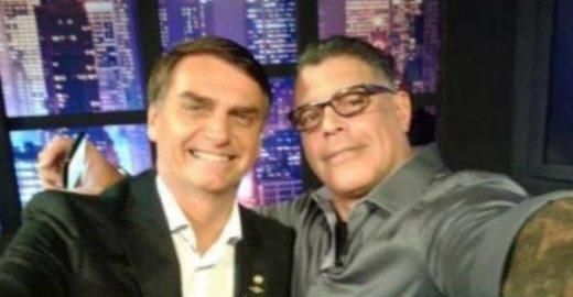 Alexandre Frota desabafa e não quer Bolsonaro reeleito
