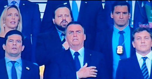 Moro chama final da Copa América de 'Lava Jato x Caso Odebrecht'