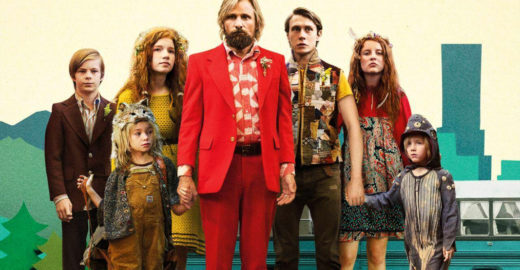 Netflix: 'Capitão Fantástico' é inspiração para a família toda