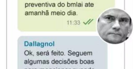 Dimenstein: Veja revela desonestidade em conversas de  Sérgio Moro