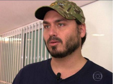 carlos bolsonaro uber bolsominions