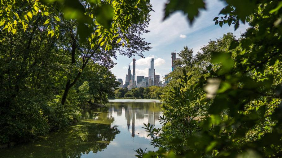 2 - Central Park, Nova York (Estados Unidos)