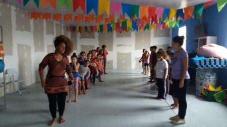 O CTN apoia o projeto Vila Social desde agosto de 2013