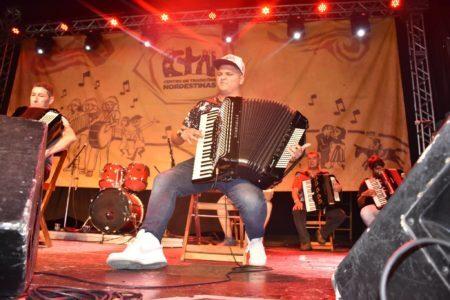 Viva Gonzagão no CTN