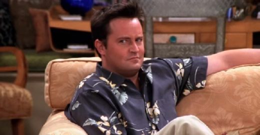 Por que atores e fãs de Friends estão preocupados com Matthew Perry ?