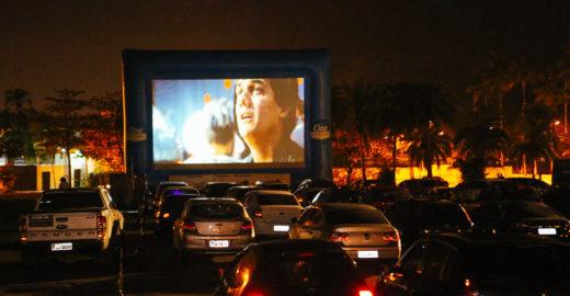 Cinema Autorama estaciona no Memorial da América Latina