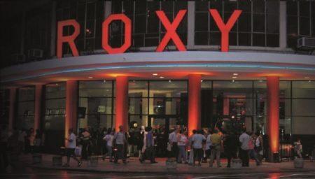 Copacabana conta com dois antigos cinemas, entre eles o Roxy