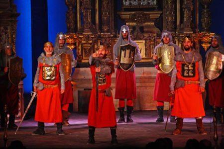 Teatro a céu aberto na Espanha, El Cronicón de Oña