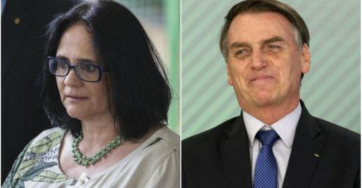Damares não sabe se continua ministra do governo Bolsonaro