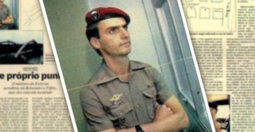 Livro narra período turbulento de Bolsonaro no Exército