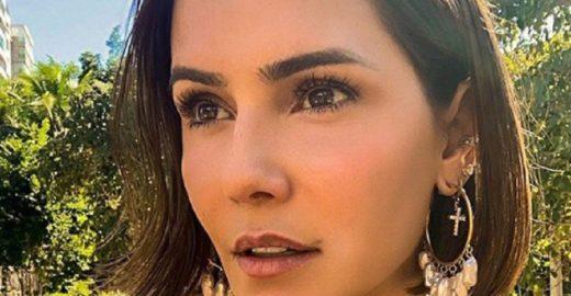 Deborah Secco revela sintomas de alergia que a fez ficar internada