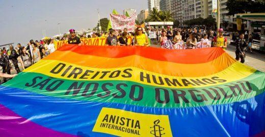 Anistia Internacional oferece curso gratuito de direitos humanos