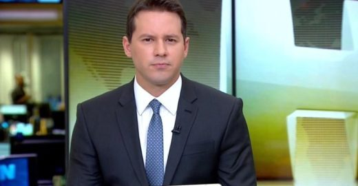 Dony De Nuccio quebra Código de Ética e leva repreensão da Globo
