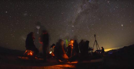 Por que o céu do Atacama é o lugar perfeito para ver o eclipse solar