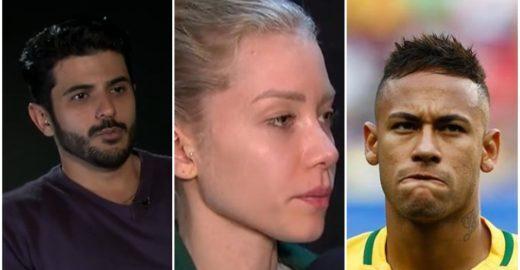 Caso Neymar: Ex-marido de Najila diz que não houve estupro