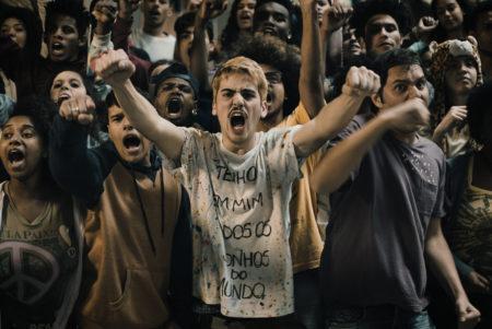 cena do filme 'selvagem' do festival de cinema latino-americano