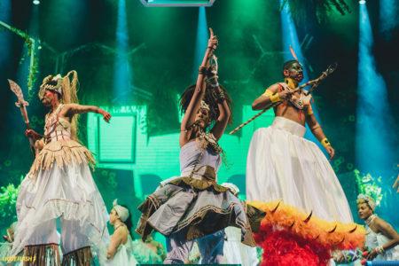 Ilú Obá De Min abre festival latinidades de mulheres negras