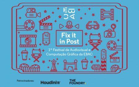 Festival de Audiovisual e Computação Gráfica na EBAC