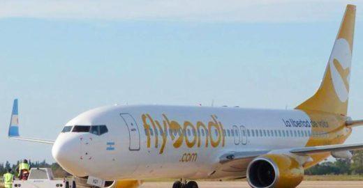 Companhia 'low cost' da Argentina tem autorização para voar no Brasil