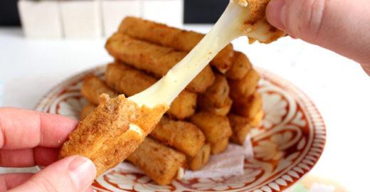 Palitos de queijo: receita fácil e deliciosa