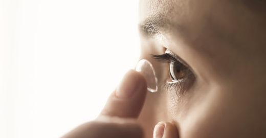 Cientistas criam lente de contato que é capaz de dar zoom