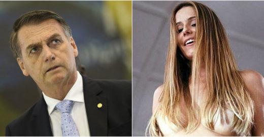 Bolsonaro 'rebaixa' filme de Bruna Surfistinha e causa polêmica
