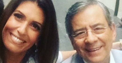Desafeto de Paulo Henrique Amorim, Janine Borba presta homenagem