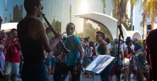 Memorial da América Latina recebe tarde de jazz gratuita
