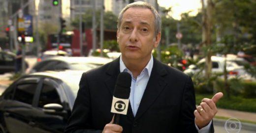 José Roberto Burnier se afasta da Globo para tratar câncer na boca