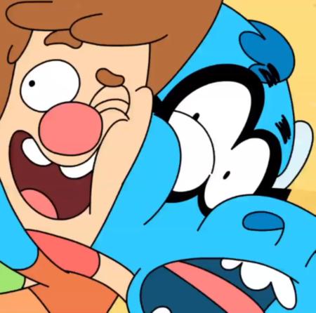 Papaya Bull, uma das animações desenvolvidas pela Boutique Filmes