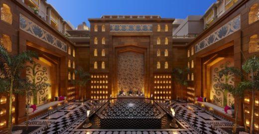 Conheça o hotel na Índia que acaba de ser eleito o melhor do mundo