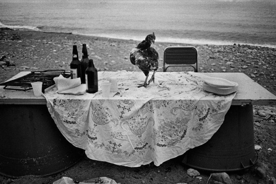 A festa acabou na praia de Arenella, Palermo, 1986