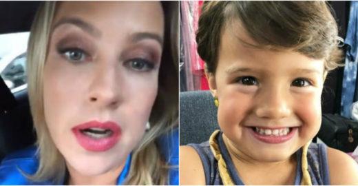 Luana Piovani rebate críticas ao corte de cabelo da filha
