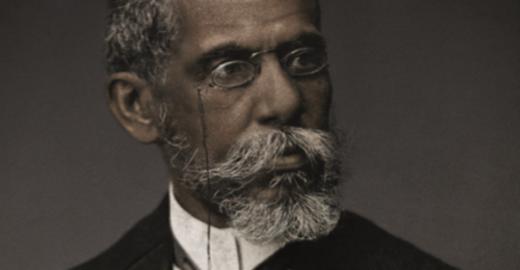 Ação corrige erro histórico com imagem de Machado de Assis negro