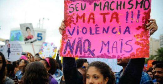 Mapa expõe dados sobre violência contra mulheres e população LGBT+