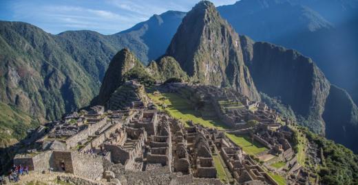 Viaje para Machu Picchu com passagem aérea grátis