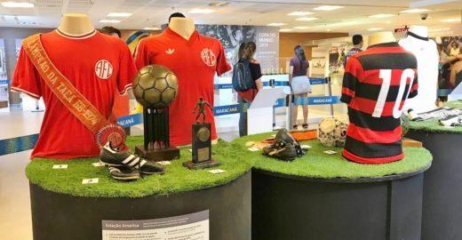 Visita ao Maracanã, no Rio, um passeio pela história do futebol