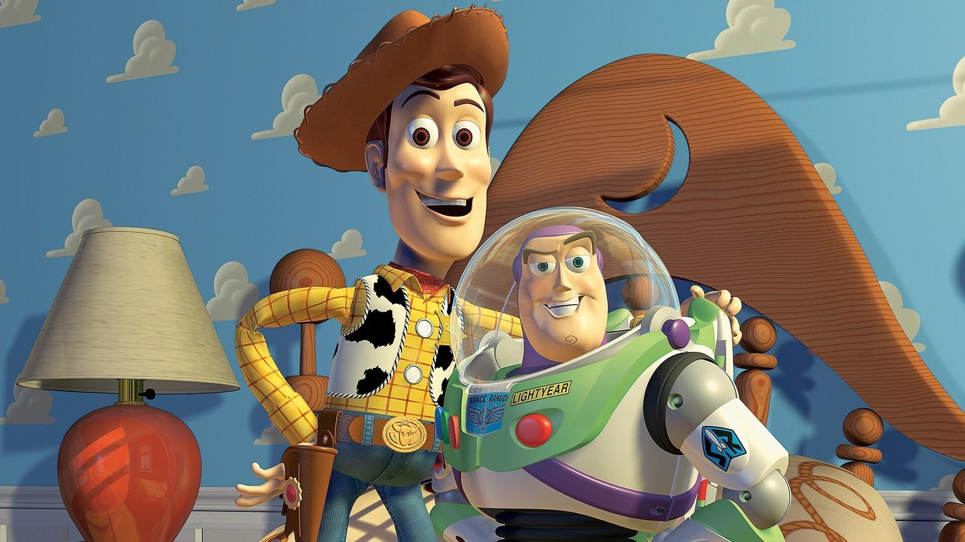 Toy Story Ganha Maratona Gratuita No Mis