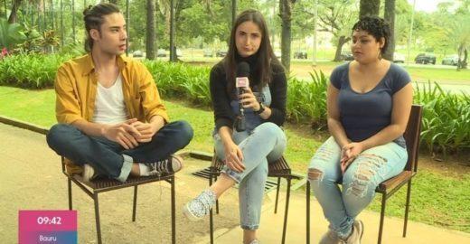 Ana Maria ignora Mari Palma em 'reaparição' na Globo
