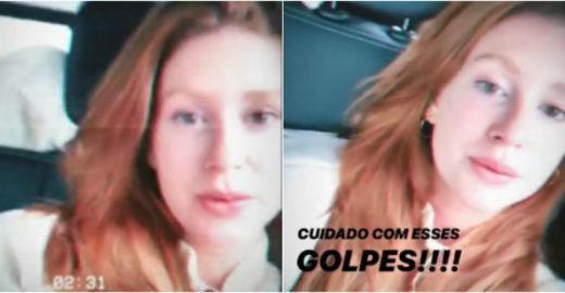 Marina Ruy Barbosa recupera Instagram e pede desculpas aos fãs