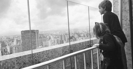 Turistando em São Paulo: visita ao Farol Santander