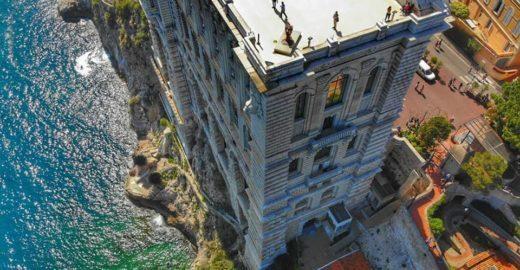 Museu Oceanográfico de Mônaco oferece tour noturno para visitantes