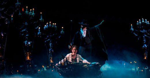 Pegue aqui 50% de desconto para assistir 'O Fantasma da Ópera'