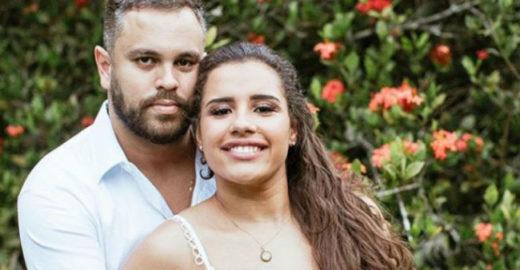 Ex-noivo fala pela 1ª vez após suicídio de Alinne Araújo