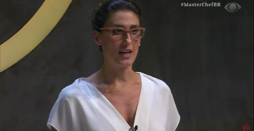 Sem paciência Paola Carosella distribui esculachos no Masterchef