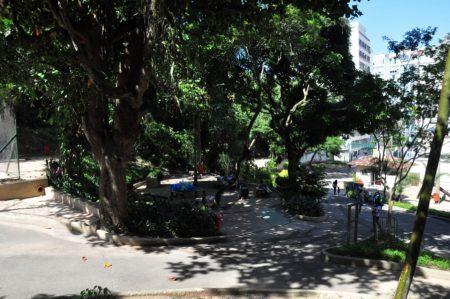 Parque da Chacrinha é uma área de lazer em meio ao caos urbano