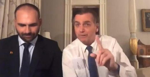 Caixa Econômica posta vídeo satirizando Bolsonaro