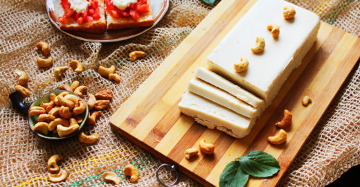 Queijo vegano de castanha de caju: fácil e rápido de fazer